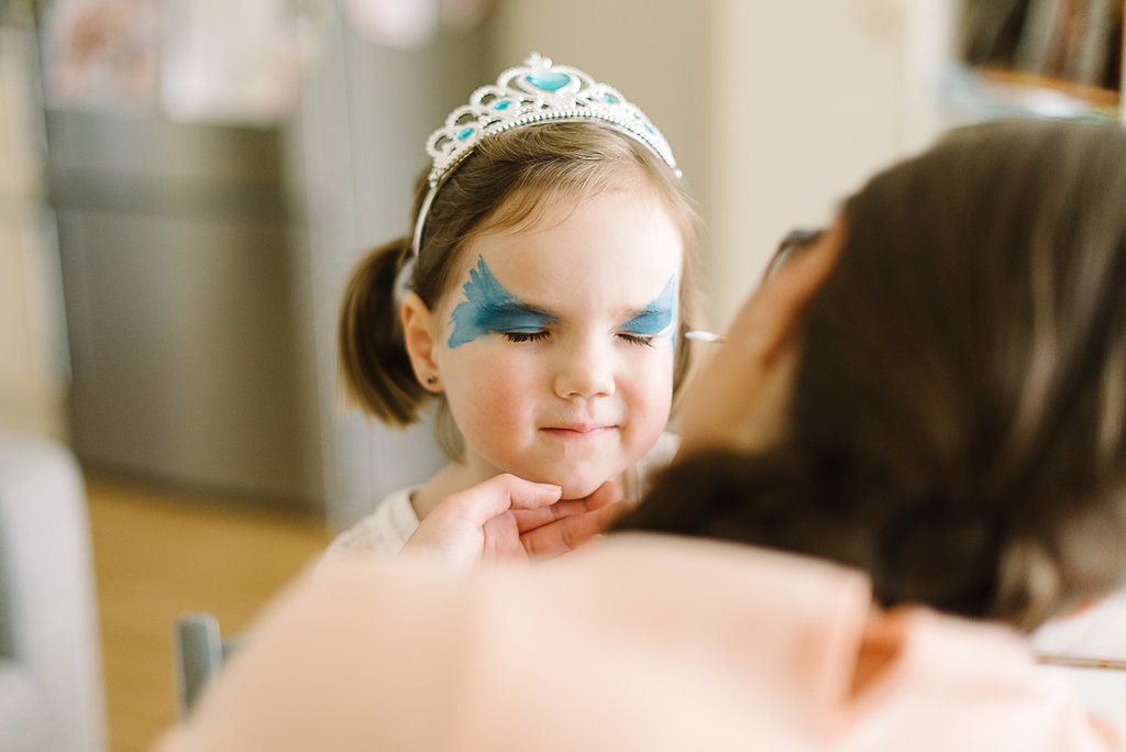 Kindergeburtstag Eiskönigin Nikki Harris