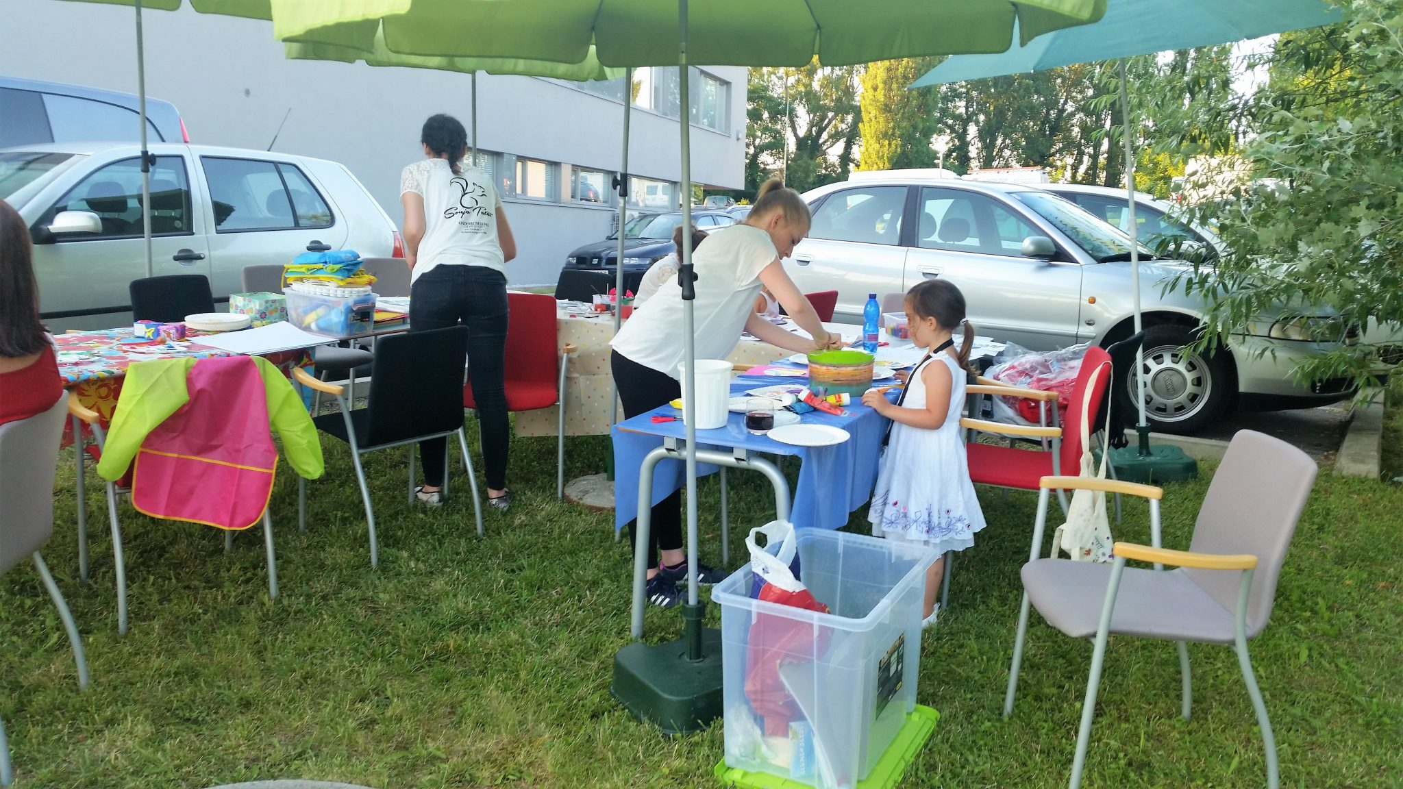 Firmenfeier Kps Sommerfest